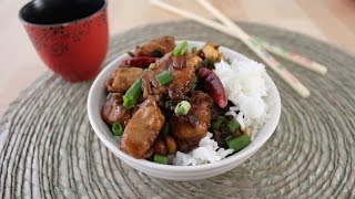 How To Make Kung Pao Chicken