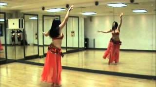 Intermediate class Choreography to Kuzu Kuzu by Tarkan
