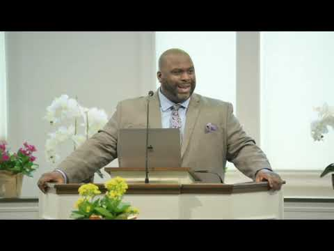 Eric Walsh - The Sanctuary: The Path to Holiness part 3 (Sabbath Service: July 10th, 2021)