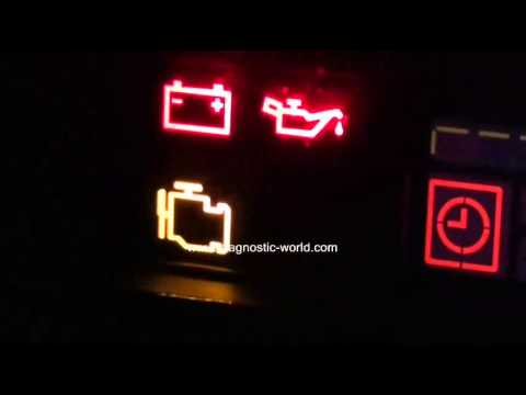 Peugeot Engine Management Warning Light Need To Diagnose