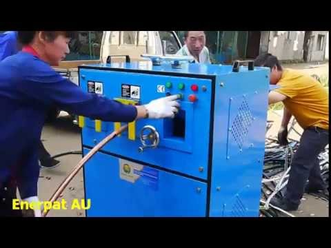 Enerpat Australia - Cable wire stripper, stripping machine 100mm