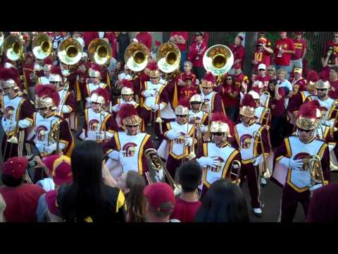 USC band plays Muse's City of Delusion