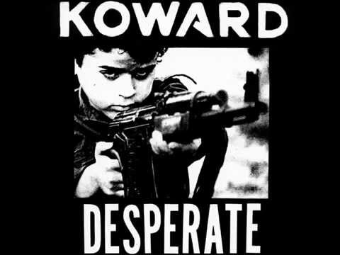 Koward - Desperate [FULL EP] (2014)