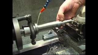 DIVIDING  HEAD PART  15 cutting it fine