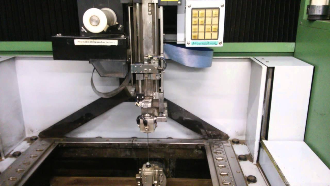 Sodick Sodick Aq600 Wire Edm Machine