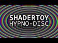 Lets Make a Hypno-Disc Shader - WebGL in