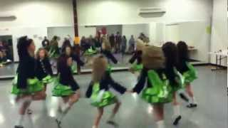 Denogla school Irish dance figure