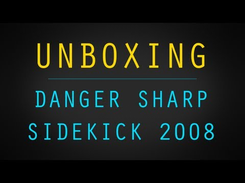 Danger Sharp SideKick 2008 [UNBOXING]