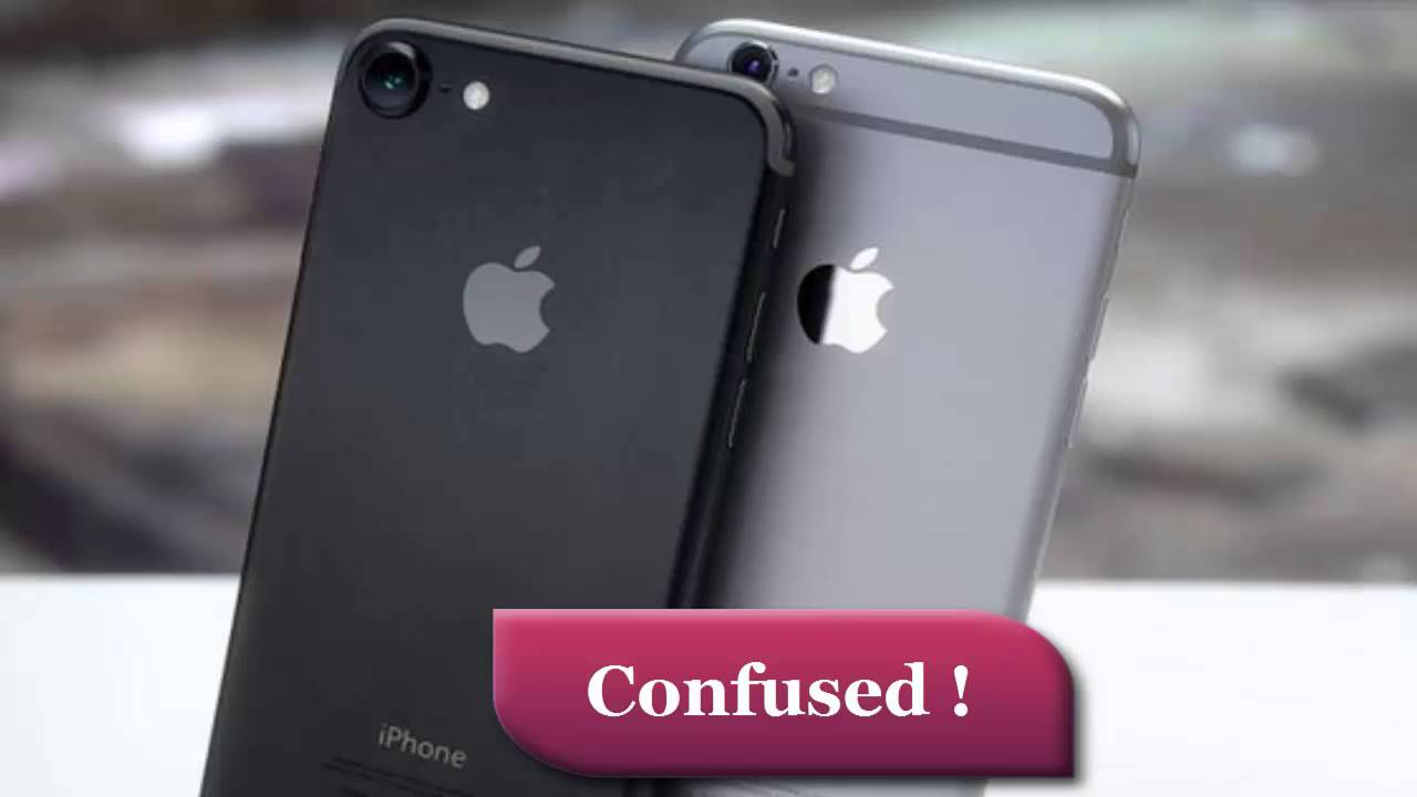Iphone 7 plus matte black vs jet black review