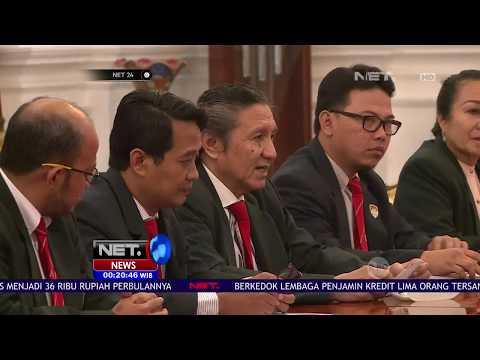 Pertemuan Jokowi Dengan IDI Bahas Keberlangsungan BPJS-NET24