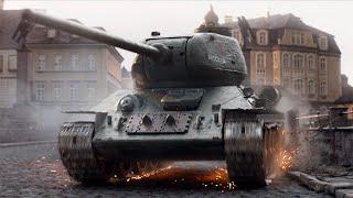 T 34 ナチスが恐れた最強戦車