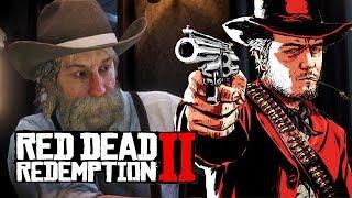 """Мэддисон играет в Red Dead Redemption 2 - """"ПОИГРАЛИ И ХВАТИТ"""""""