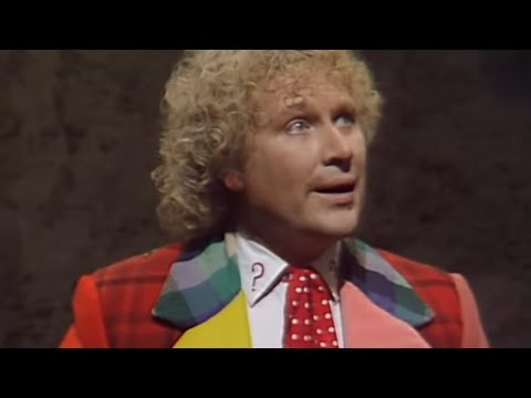 The Valeyard is unmasked