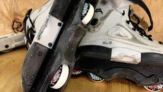 Oysi Inline Skate Frames REVIEW FOLLOWUP