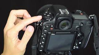 Nikon D500 Body Tour