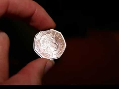 Time Travel - Man finds a coin from the future?