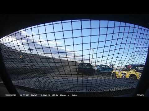 Rattlesnake raceway April 2 heat 1