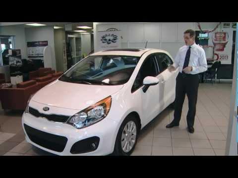 2013 Kia Rio | Calgary Dealer Review and Pricing