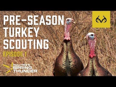 Spring Thunder Episode 1 | Best Tips For Pre-Season Turkey Scouting