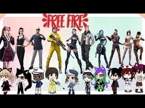•Si los personajes de Free fire fueran persona reales•|Cap : 1| original|