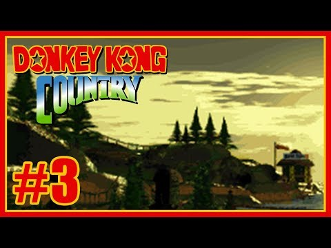 Guía 101% Donkey Kong Country | SNES | #3: Vine Valley