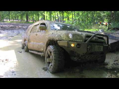 Mud bogging at The Great American Park, LLC