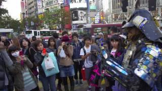 7 アイアン•サムライ, 東京編 [HD];  (日本語ナレーション付き) [Revised3]