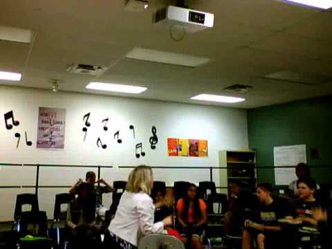 Carol Royster Video #4 7th grade General Music Class, Northgate MS