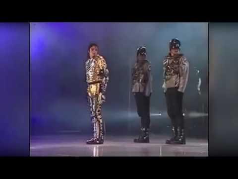 Michael Jackson - 2000 Watts - Live - The Fan World Tour
