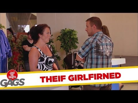 Instant Accomplice - Girlfriend Addicted to Shoplifting Clothes
