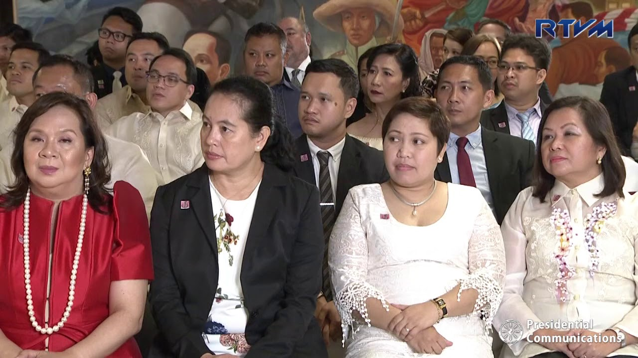 Mass Oath-Taking of Newly Appointed Government Officials(Speech) 05/27/2019