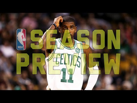 NBA Season Preview Part 3 - The Starters