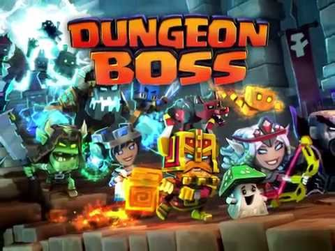 Dungeon Boss Preview