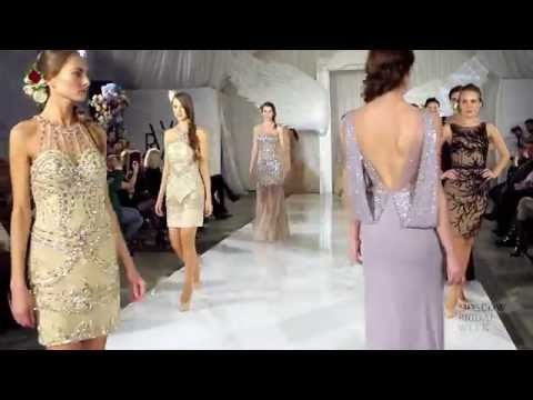 TERANI Couture at the MOSCOW BRIDAL WEEKEND 2015