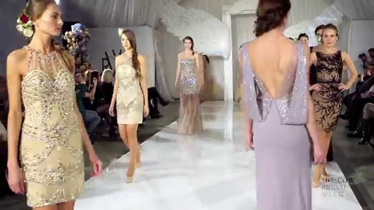 2c2aa2419d29 TERANI Couture at the MOSCOW BRIDAL WEEKEND 2015 - YouTube