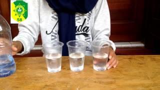 Pengaruh Suhu Terhadap Laju Reaksi (SMAN 58 Jakarta)