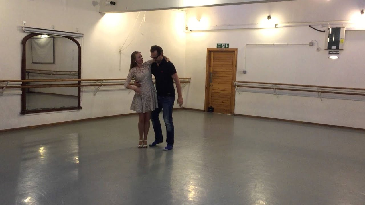 Wedding First Dance Rehearsal To Waltz And Swing