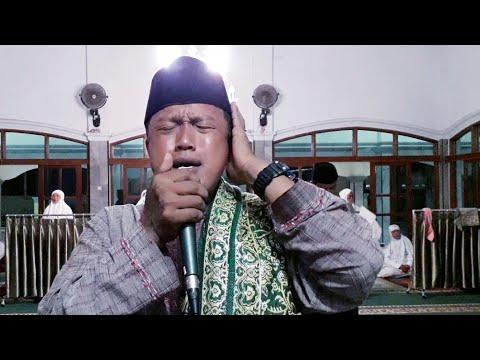 Adzan Jiharkah Bikin Nangis
