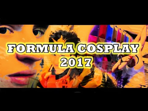 Formula Cosplay 2017 [Europe Edition] (english subtitles)