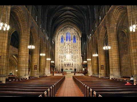 New York, Manhattan - St. Thomas Church