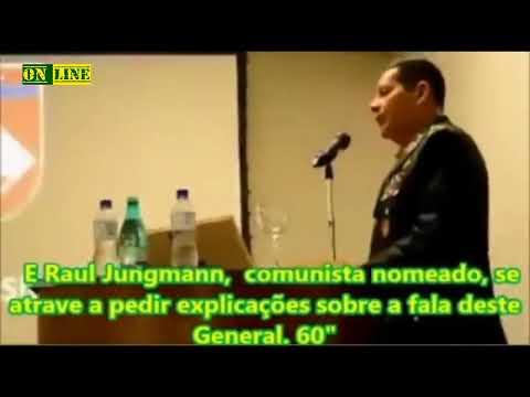 General Mourão revela forum de São Paulo esta armando