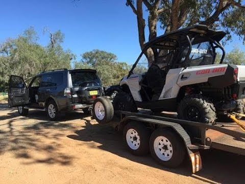 can am commander fun with the buggy in outback australia youtube. Black Bedroom Furniture Sets. Home Design Ideas