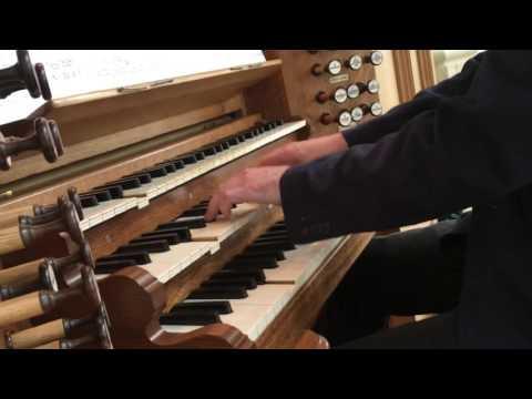Father Willis Organ Hooglandse Kerk Leiden