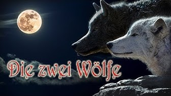 Die zwei Wölfe - Indianische Weisheit - Animationsfilm - German and English Subtitle