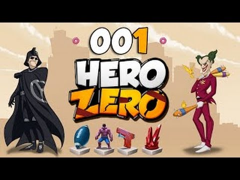 Hero Zero BG #01   Как да се развием бързо?