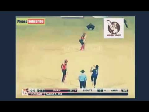 Muhammad Amir Maiden Over Against Punjab In National T20 Cup