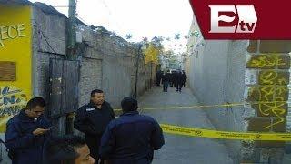 Ejecutan a dos personas en Atizapán de Zaragoza, Estado de México / Vianey Esquinca