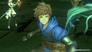 Granblue Fantasy Project Re:Link 14 min Gameplay Trailer Plus Boss Figther