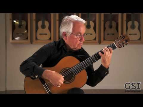 Sainz de la Maza 'Petenera' played by George Sakellariou