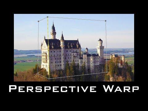 Photoshop CC Tutorial: Perspective Warp!